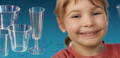 Kakovost naših plastičnih kozarcev