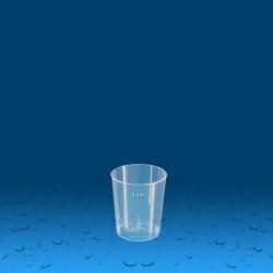 Plastičen kozarec PP 30 ml, 980 kos