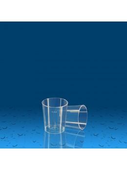 Plastičen kozarec PS 30 ml, 980 kos