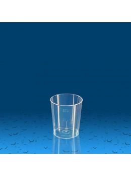 Plastičen kozarec PS 50 ml, 540 kos