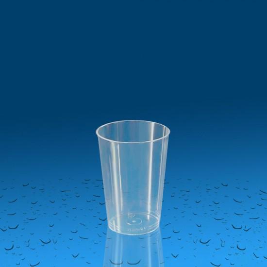 Plastičen kozarec PP 100 ml, 1.200 kos