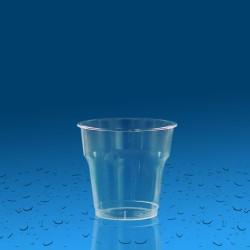 Plastičen kozarec PS 200 ml avio, 25 kos