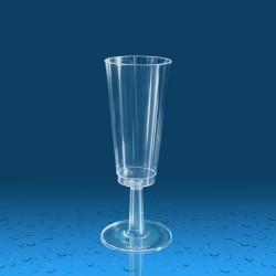 Kozarec za penino PS 100 ml dvodelen, 50 kos